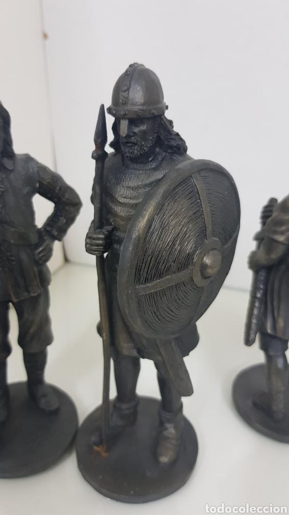 Juguetes Antiguos: Figuras de gran tamaño 18 cm fabricadas en resina hueca - Foto 5 - 175202084