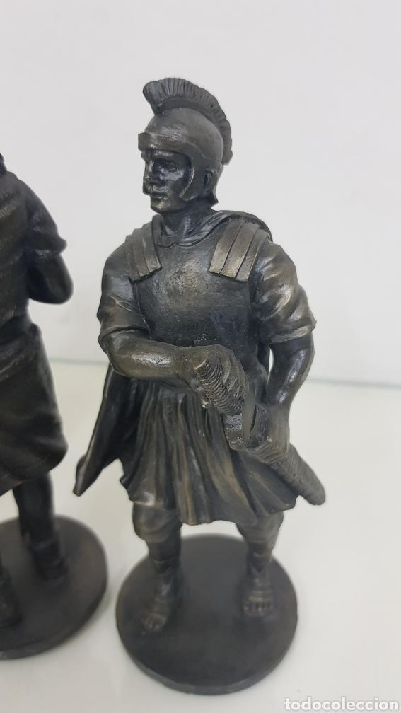 Juguetes Antiguos: Figuras de gran tamaño 18 cm fabricadas en resina hueca - Foto 6 - 175202084