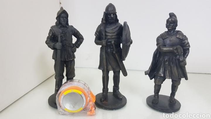 Juguetes Antiguos: Figuras de gran tamaño 18 cm fabricadas en resina hueca - Foto 8 - 175202084