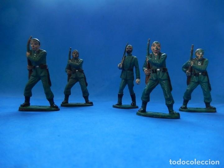 Juguetes Antiguos: Soldados - Foto 3 - 175737257