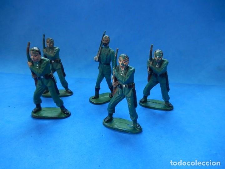 Juguetes Antiguos: Soldados - Foto 4 - 175737257