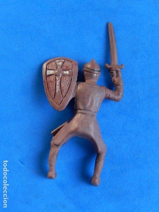 Juguetes Antiguos: Soldado medieval - Foto 2 - 175737462
