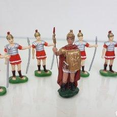 Juguetes Antiguos: SOLDADOS ROMANOS¿ REAMSA ?DE 8,5 CM. Lote 180939840