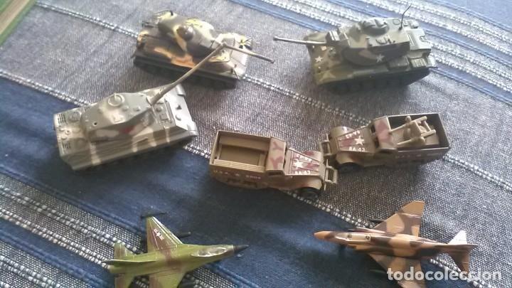 Juguetes Antiguos: Tanques y aviones - Foto 2 - 181462460