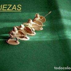 Juguetes Antiguos: FIGURAS Y SOLDADITOS DE 6 CTMS - 10680. Lote 186201752