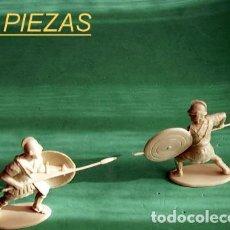 Juguetes Antiguos: FIGURAS Y SOLDADITOS DE 6 CTMS - 10681. Lote 186287687