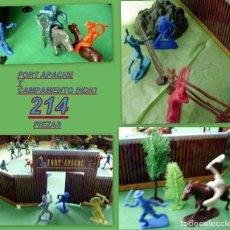Juguetes Antiguos: FIGURAS Y SOLDADITOS DE 6 CTMS - 11126. Lote 194226115