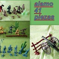 Juguetes Antiguos: FIGURAS Y SOLDADITOS DE 6 CTMS - 11133. Lote 194316538