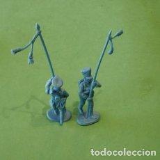 Juguetes Antiguos: FIGURAS Y SOLDADITOS DE 6 CTMS - 11194. Lote 195162986