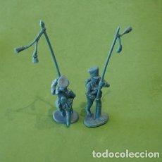 Juguetes Antiguos: FIGURAS Y SOLDADITOS DE 6 CTMS - 11195. Lote 195163175