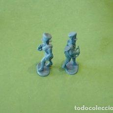 Juguetes Antiguos: FIGURAS Y SOLDADITOS DE 6 CTMS - 11197. Lote 195163306