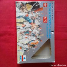 Juguetes Antiguos: ESCI NAPOLEONIC WARS WATERLOO 1815 FRENCH IMPERIAL GUARDS 1/72 INFANTERIA FRANCESA. Lote 203039840