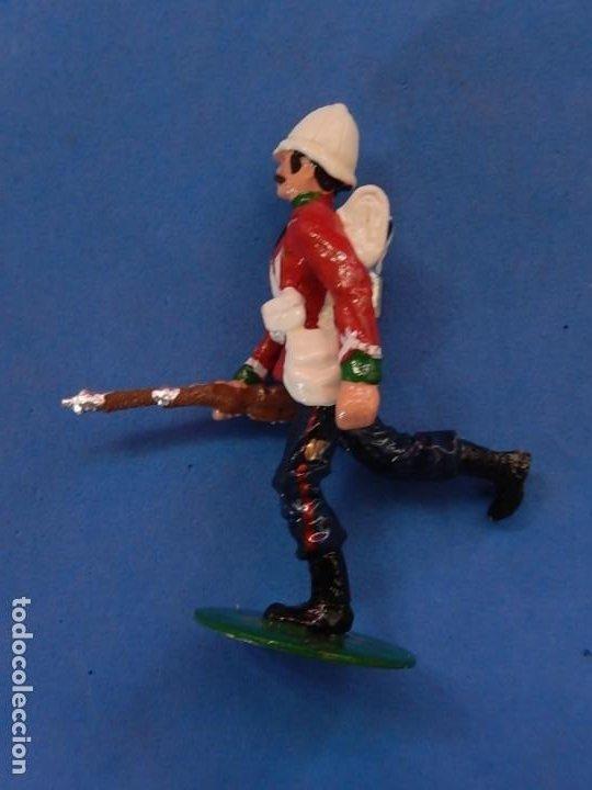 Juguetes Antiguos: Soldados. Alymer. Fabricados en España. British 24 th Foot Regt. En su caja. - Foto 9 - 204802653