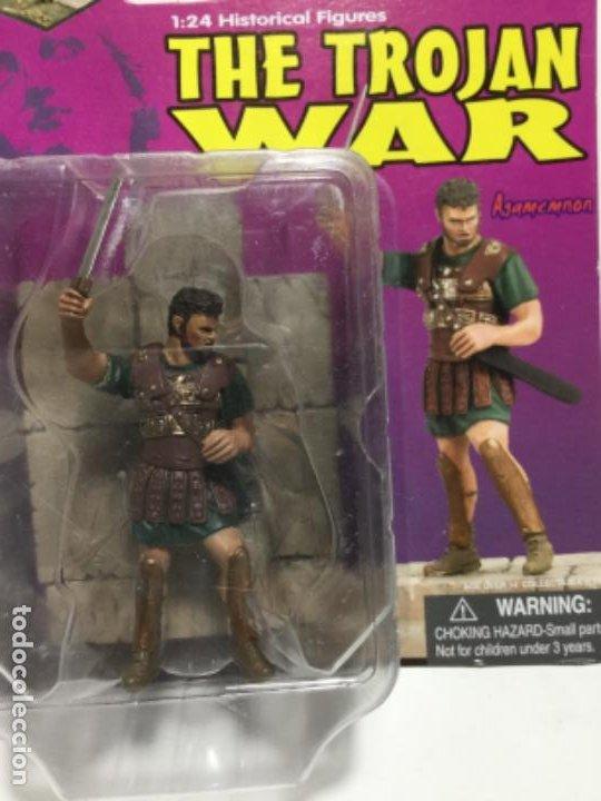 THE TROJAN WAR- AGAMENON (Juguetes - Soldaditos - Otros soldaditos)