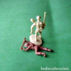 Juguetes Antiguos: FIGURAS Y SOLDADITOS DE 6 CTMS -11633. Lote 206900848