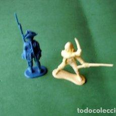 Juguetes Antiguos: FIGURAS Y SOLDADITOS DE 6 CTMS -11634. Lote 206901151