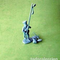Juguetes Antiguos: FIGURAS Y SOLDADITOS DE 6 CTMS -11635. Lote 206901451