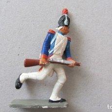 Juguetes Antiguos: STARLUX-SOLDADO DE NAPOLEON-PLASTICO RIGIDO. Lote 210580578