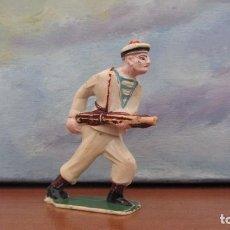 Juguetes Antiguos: STARLUX-SOLDADO MARINERIA FRANCES. Lote 210582213