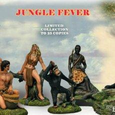 Juguetes Antiguos: JUNGLE FEVER COLECCIÓN.. Lote 214759262