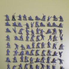 Jeux Anciens: SOLDADOS ALEMANES 1/72 AIRFIX INFANTERÍA ALEMANA 100 UNIDADES GERMÁN INFANTRY WWII SOLDADOS SOLDADIT. Lote 218385687