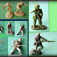 Juguetes Antiguos: FIGURAS Y SOLDADITOS DE- 6 CTMS - 12725. Lote 221640048