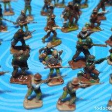 Juguetes Antiguos: GRAN LOTE SOLDADOS AIRFIX ?. Lote 222061182