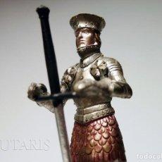 Juguetes Antiguos: REAL ARMERÍA - MINIATURA MEDIA ARMADURA REY FELIPE I DE CASTILLA (AÑOS 60) #1. Lote 232694640