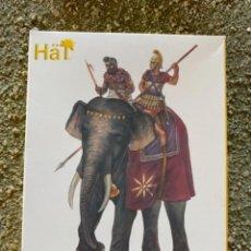 Giochi Antichi: ELEFANTE MACEDONIO 1/72 HAT. Lote 244723155