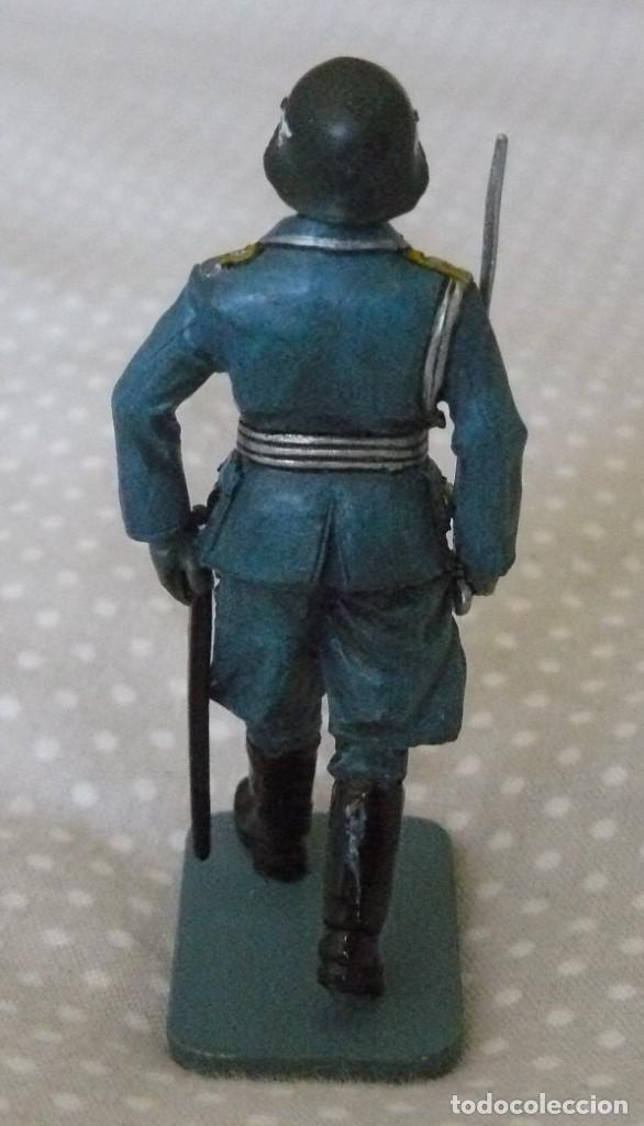 Juguetes Antiguos: 1/30 KING & COUNTRY LUFTWAFFE LW008 MARCHING OFFICER WITH SWORD - Foto 6 - 187147815