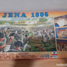 Juguetes Antiguos: MAQUETAS CAJA ESCI , 1,72 JENA 1806.. Lote 248039220