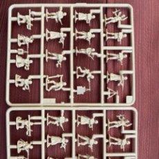 Giochi Antichi: LOTE DE SOLDADOS ALEMANES 1/72 SEGUNDA GUERRA MUNDIAL. Lote 252935195