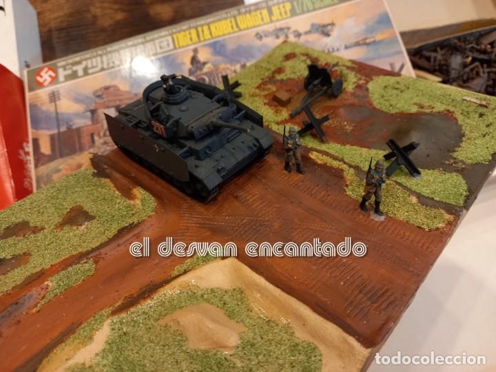 Juguetes Antiguos: Lote soldados y accesorios usados diversas escalas de modelismo. NAPOLEON-INDIOS-GUERRA MUNDIAL. - Foto 4 - 253476415