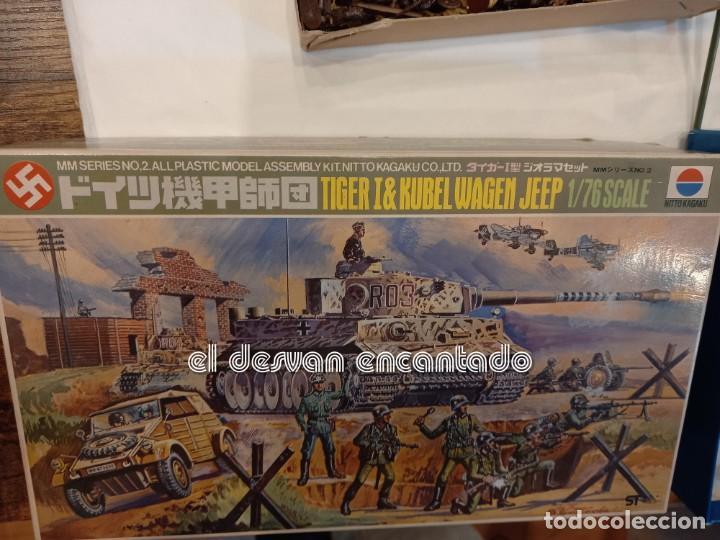 Juguetes Antiguos: Lote soldados y accesorios usados diversas escalas de modelismo. NAPOLEON-INDIOS-GUERRA MUNDIAL. - Foto 5 - 253476415