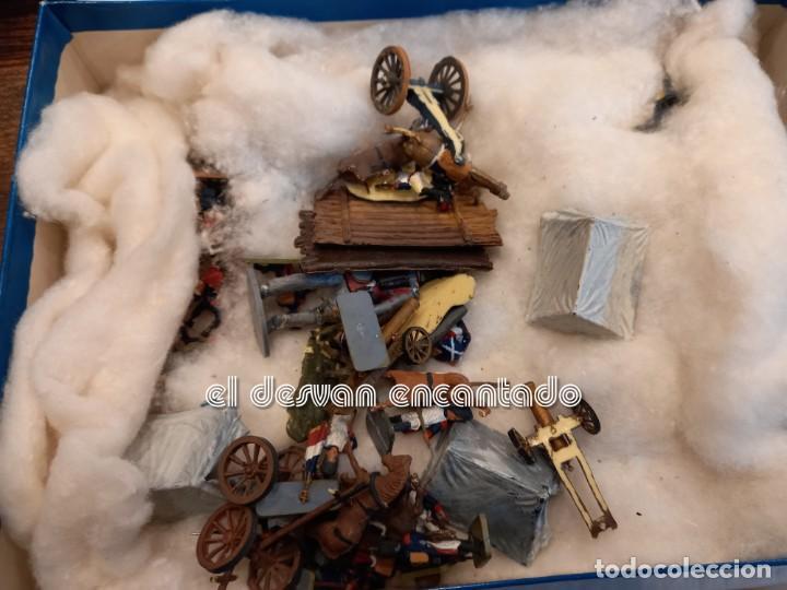 Juguetes Antiguos: Lote soldados y accesorios usados diversas escalas de modelismo. NAPOLEON-INDIOS-GUERRA MUNDIAL. - Foto 8 - 253476415