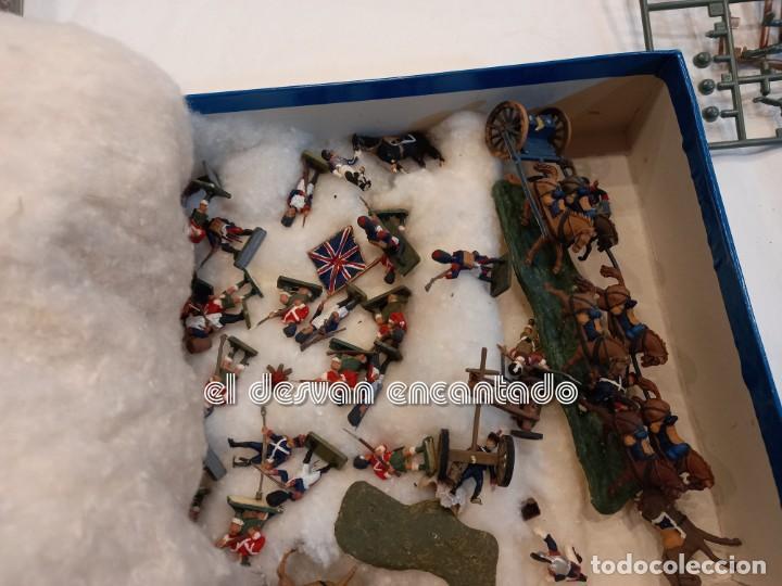 Juguetes Antiguos: Lote soldados y accesorios usados diversas escalas de modelismo. NAPOLEON-INDIOS-GUERRA MUNDIAL. - Foto 9 - 253476415
