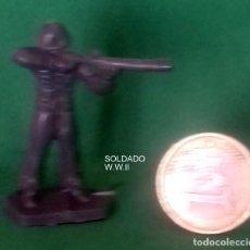 Juguetes Antiguos: FIGURAS Y SOLDADITOS DE 3 CTMS - 13456. Lote 255321790