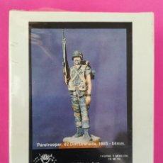 Juguetes Antiguos: PARATROOPER, 82 DIV. GRANADA.1983 - TAXDIR MINIATURAS (54 MM) - NUEVO, PRECINTADO - PJRB. Lote 262028910