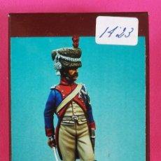 Juguetes Antiguos: GENDARME CATALÁN, 1813 - MINIATURAS EL VIEJO DRAGÓN - NUEVO, EN SU CAJA ORIGINAL - PJRB. Lote 262052085