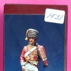 Juguetes Antiguos: HÚSAR, GUARDIA REAL, 1812 - MINIATURAS EL VIEJO DRAGÓN - NUEVO, EN SU CAJA ORIGINAL - PJRB. Lote 262055150