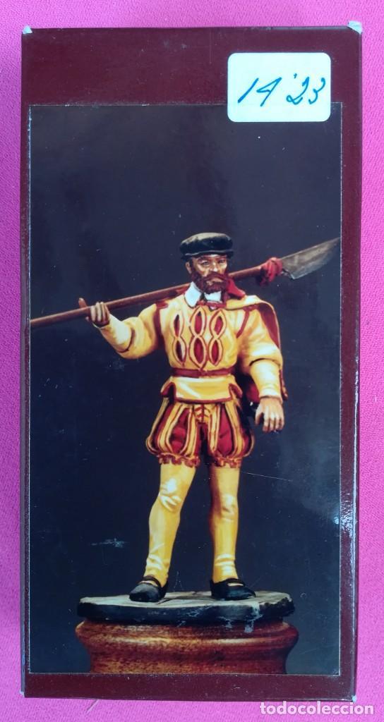 ARCHERO DE BORGOÑA,1820 - MINIATURAS EL VIEJO DRAGÓN - NUEVO, EN SU CAJA ORIGINAL - PJRB (Juguetes - Soldaditos - Otros soldaditos)