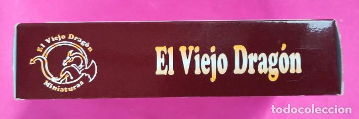 Juguetes Antiguos: ARCHERO DE BORGOÑA,1820 - MINIATURAS EL VIEJO DRAGÓN - NUEVO, EN SU CAJA ORIGINAL - PJRB - Foto 2 - 262061410