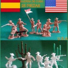 Giochi Antichi: FIGURAS Y SOLDADITOS DE 6 CTMS- 13660-MIRA FOTOS ADICIONALES. Lote 263105780
