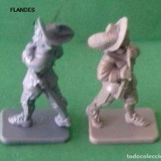Giochi Antichi: FIGURAS Y SOLDADITOS DE 6 CTMS - 13913. Lote 266912254