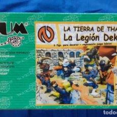 Juguetes Antiguos: AIRFIX MATCHBOX ATLANTIC ESCI - CAJA FIGURAS 1/32 - BUM LOTE 3. Lote 267391309