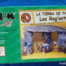 Juguetes Antiguos: AIRFIX MATCHBOX ATLANTIC ESCI - CAJA FIGURAS 1/32 - BUM LOTE 4. Lote 267391529