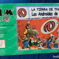 Juguetes Antiguos: AIRFIX MATCHBOX ATLANTIC ESCI - CAJA FIGURAS 1/32 - BUM LOTE 6. Lote 267391804