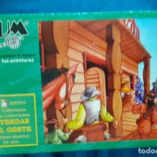 Juguetes Antiguos: AIRFIX MATCHBOX ATLANTIC ESCI - CAJA FIGURAS 1/32 - BUM LOTE 12. Lote 267392054