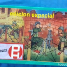 Juguetes Antiguos: AIRFIX MATCHBOX ATLANTIC ESCI - CAJA FIGURAS 1/32 - BUMBOX LOTE 51. Lote 267392484