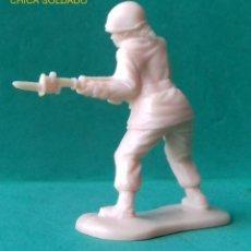 Jogos Antigos: FIGURAS Y SOLDADITOS DE 6 CTMS - 14038. Lote 268738379
